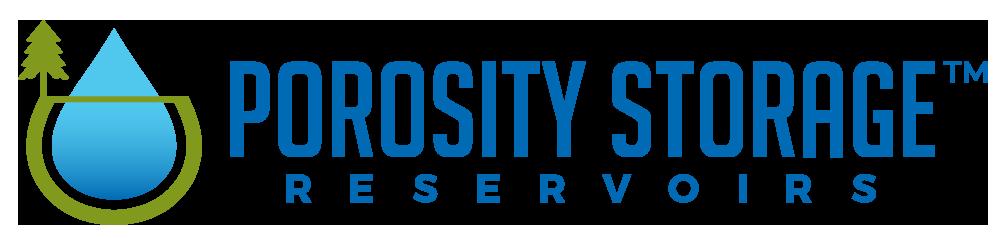 Porosity Storage Reservoirs